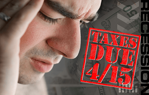 TH Content Area 2.1 Taxes Due