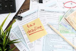 IRS Tax Deadline